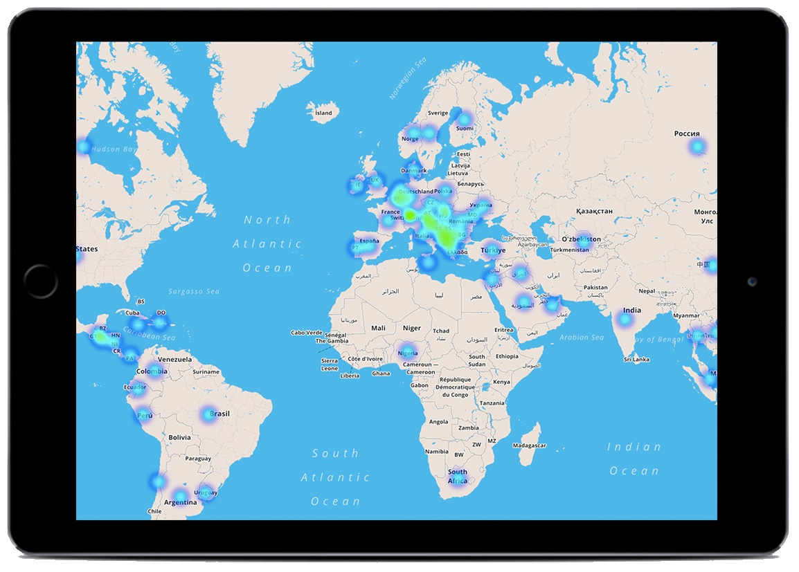 Conectividad Celular Global